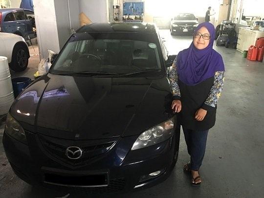 Redha Nusha Binti Ismail